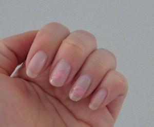 Super simpele nail art